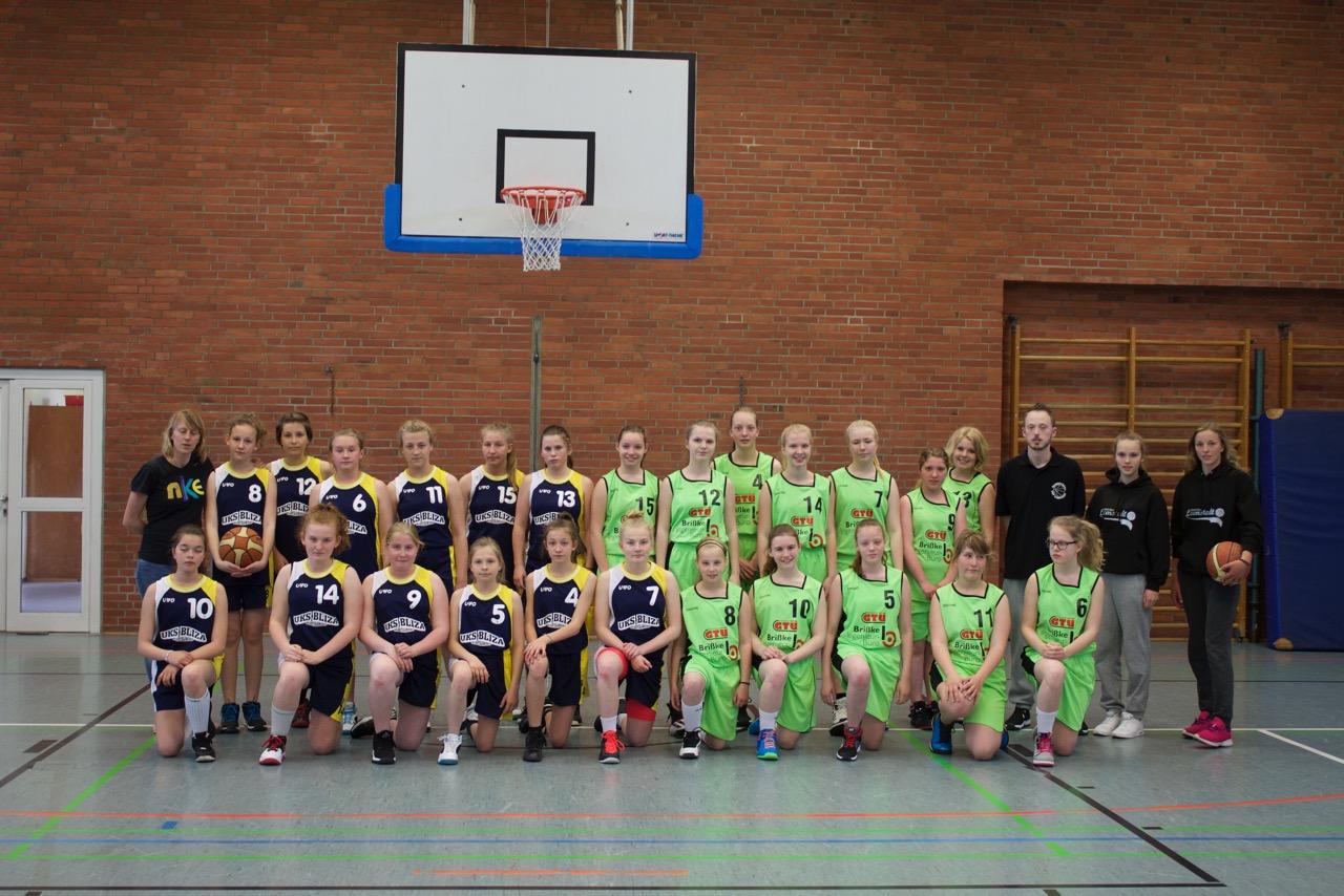 Die nächsten Generationen hochklassigen Basketballs aus Wladyslawowo und Lamstedt